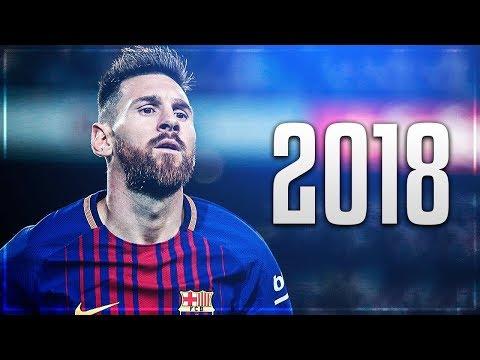 Lionel Messi 2017/18 ● New Rules Remix