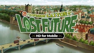 Layton: Lost Future in HD