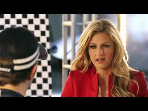 Erin Andrews sits down with Brad Keselowski