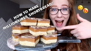 How to make Millionaires Shortbread! | Jane's Patisserie