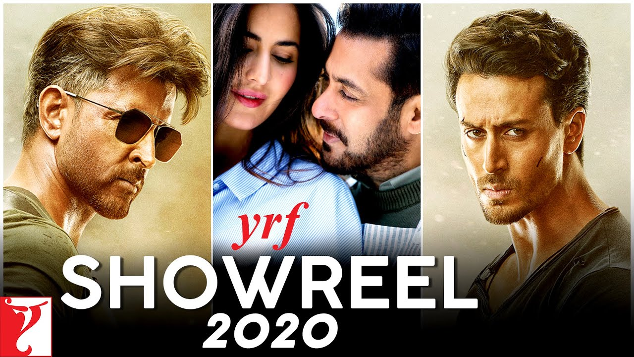 YRF Showreel 2020 - Relive the Magic of Movies