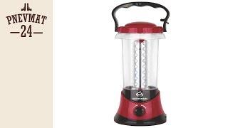 видео Газовый туристический фонарь: кемпинговый походный источник света