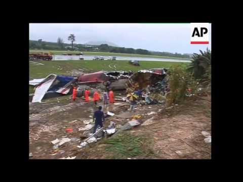 Thailand - Phuket Plane Crash