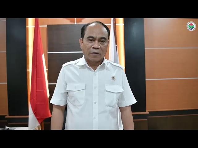 Ucapan Selamat atas Berdirinya RIcom dari Wakil Menteri KEMDESPDTT Bapak Budi Arie Setiadi