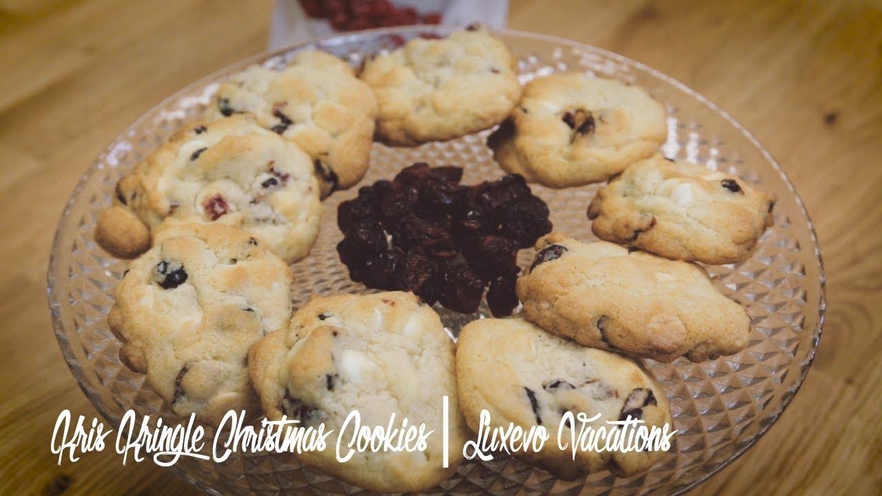 Kris Kringle Christmas Cookies Luxevo Vacations