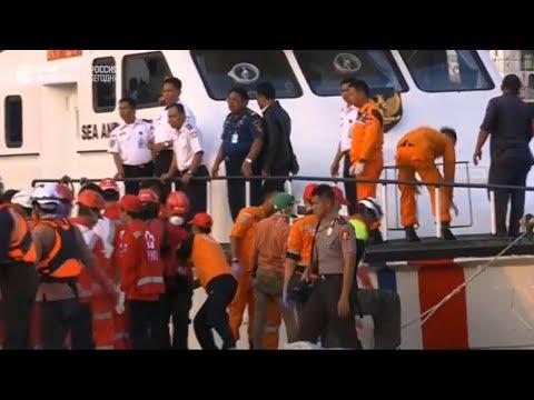 Ситуация на месте крушения Boeing 737
