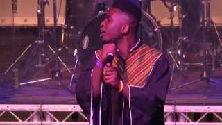 African Gospel Choir Dublin- He lives in you (Oba Nla 2014)