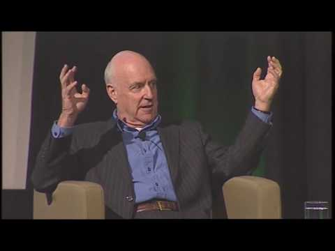Two Kiwi Legends: John Clarke with Ian Fraser, NZFGC Conference 2012. Part 1
