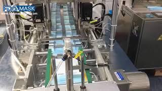 용접 기계 마스크 생산 라인을 만드는 일대일 자동 귀 …