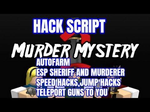 Full Download] Working Roblox Hack Script Murder Mystery 2 Gui