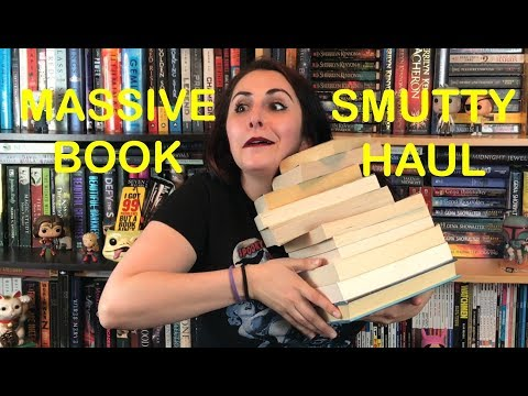 The Naughty Librarian: Smutty Book Haul!