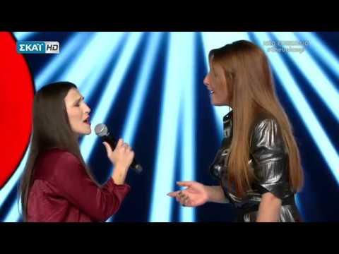"""Έλενα Παπαρίζου - """"Αν Με Δεις Να Κλαίω"""" με φανατική θαυμάστρια της στο """"The Voice"""""""