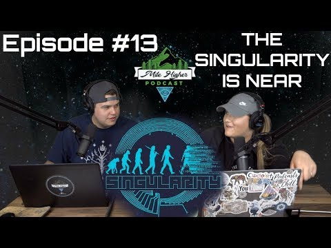 Ethan Couch 'Affluenza' Teen Released & The Technological Singularity - Podcast #13