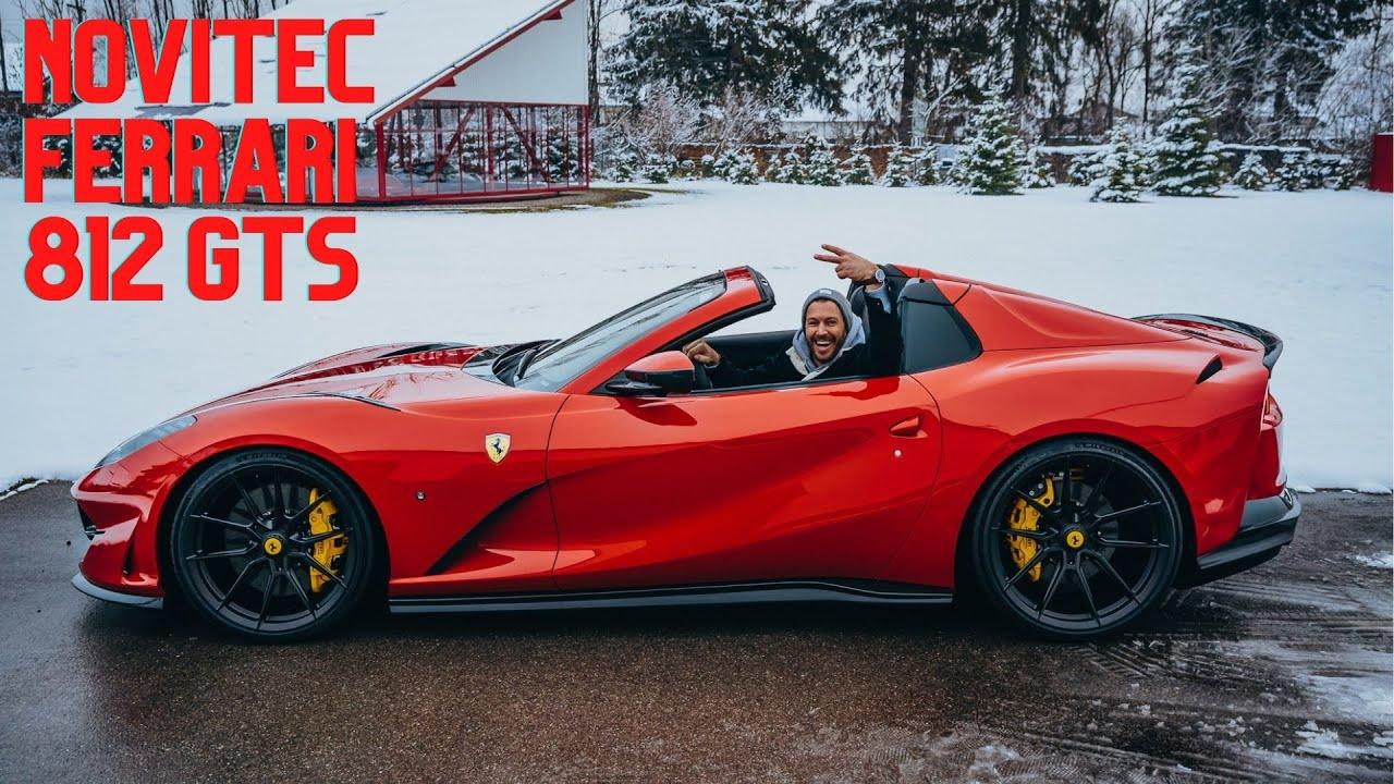 Introducing the Novitec Ferrari 812 GTS / The Supercar Diaries