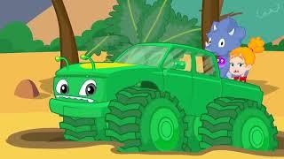 ¡Nuevo episodio! Groovy el marciano & Phoebe | ¡Sorpresa en la fiesta de disfraces de carnaval!