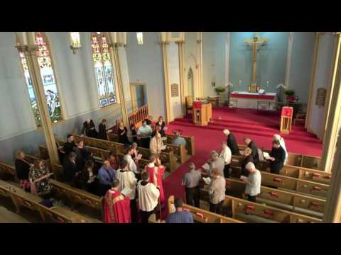 Votive Mass for the Re-dedication of the Nave