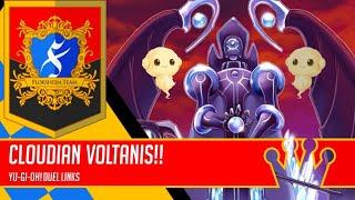 Cloudian Voltanis the Adjudicator | King of Games [Yu-Gi-Oh! Duel Links]