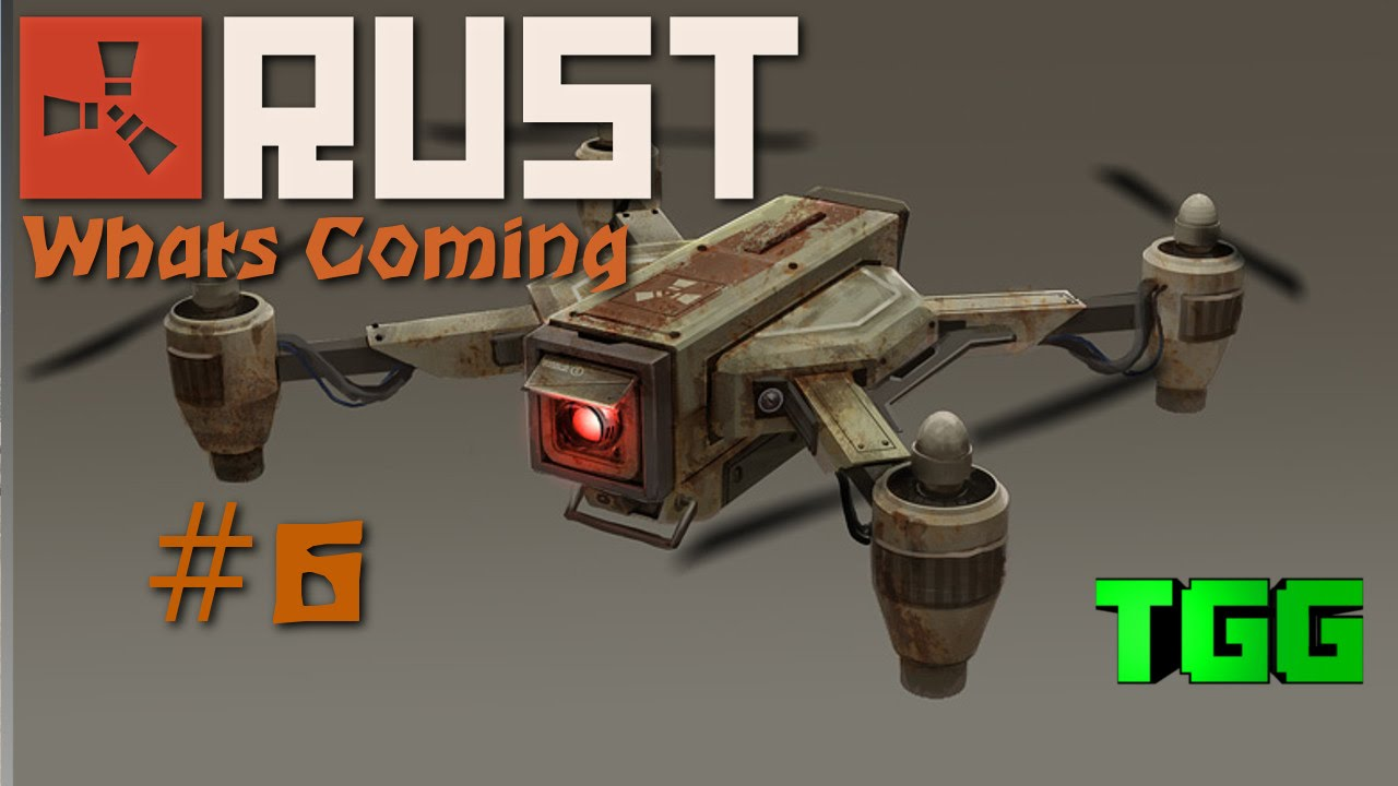 Rust whats coming drones wallpaper new signs new model weapon rust whats coming drones wallpaper new signs new model weapon addons 6 rust news updates malvernweather Image collections
