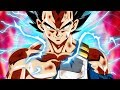 Vegeta Learns the Attacking Half of Ultra Instinct Theory
