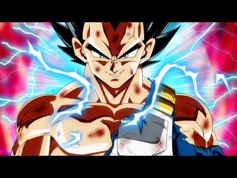 Thumbnail: Vegeta Learns the Attacking Half of Ultra Instinct