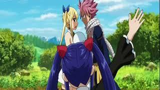Хвост Феи / Fairy Tail - Счастье есть (Нацу и Люси)