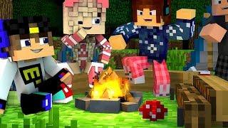 Майнкрафт Выживание как в Реальной жизни с Девушкой Видео Летсплей для детей с модами в Minecraft