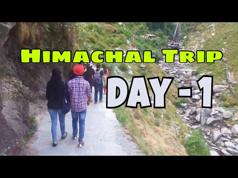 Himachal Pradesh VLOG 1 | That Couple Though | Vlog