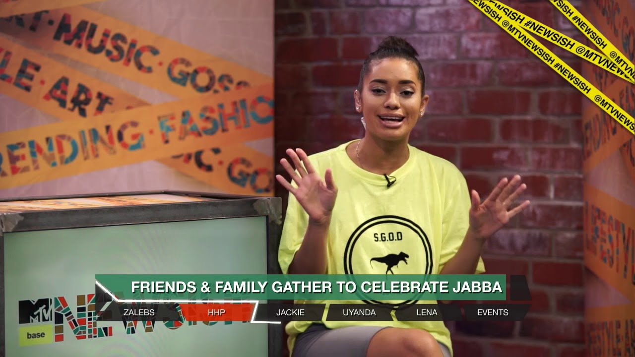 MTV NewsIsh/ZAlebs: Andile Jali Is In Trouble Again
