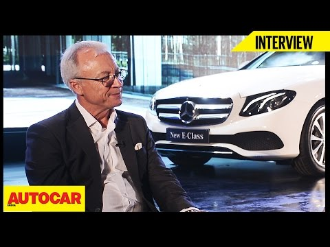 Interview | Roland Folger | Mercedes Benz India | Autocar India Podcast