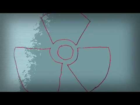 Radioactive Cartoon Animation