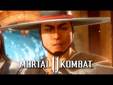 MORTAL KOMBAT 11 - EP. 03 - KUNG LAO E LIU KANG