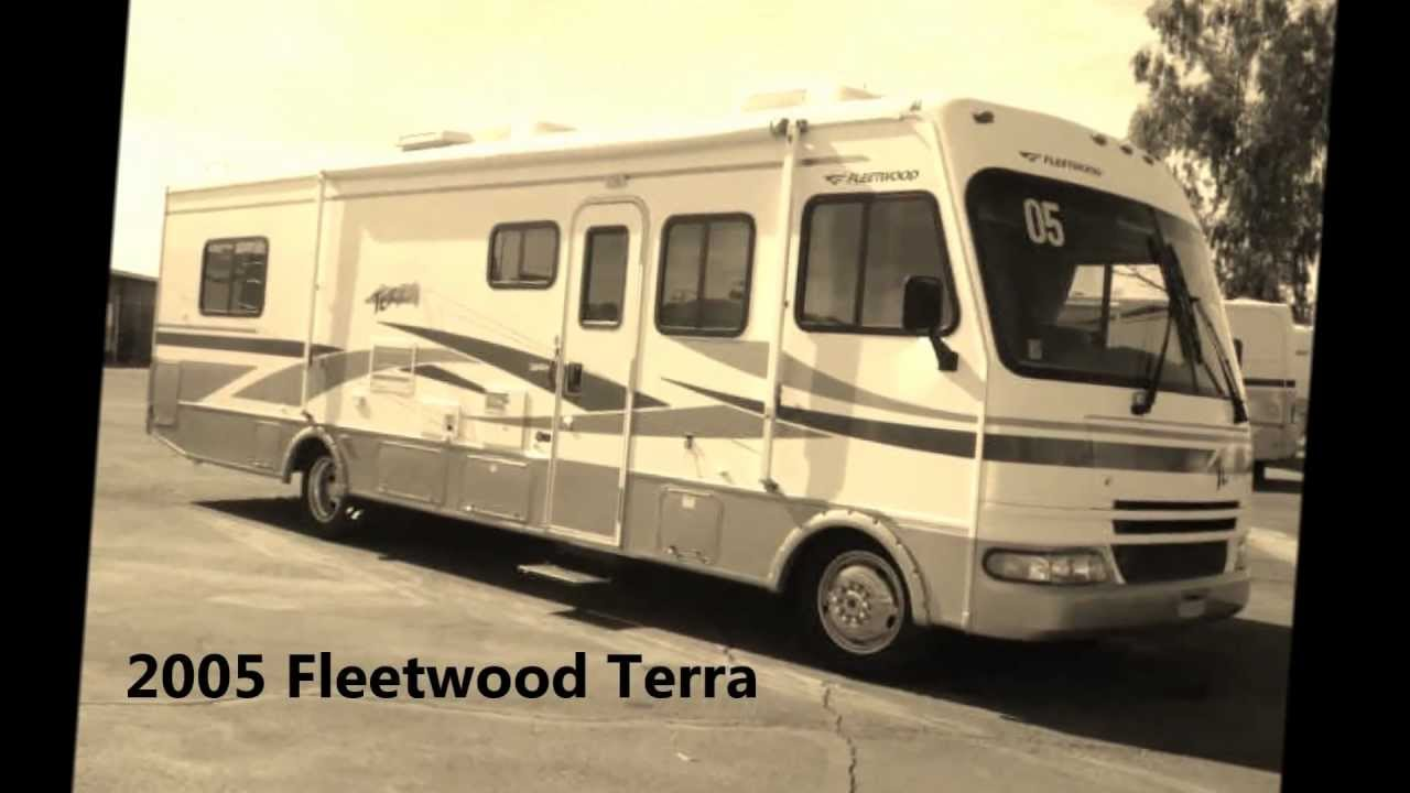 2005 Fleetwood Terra Motorhome Sales Arizona Rv