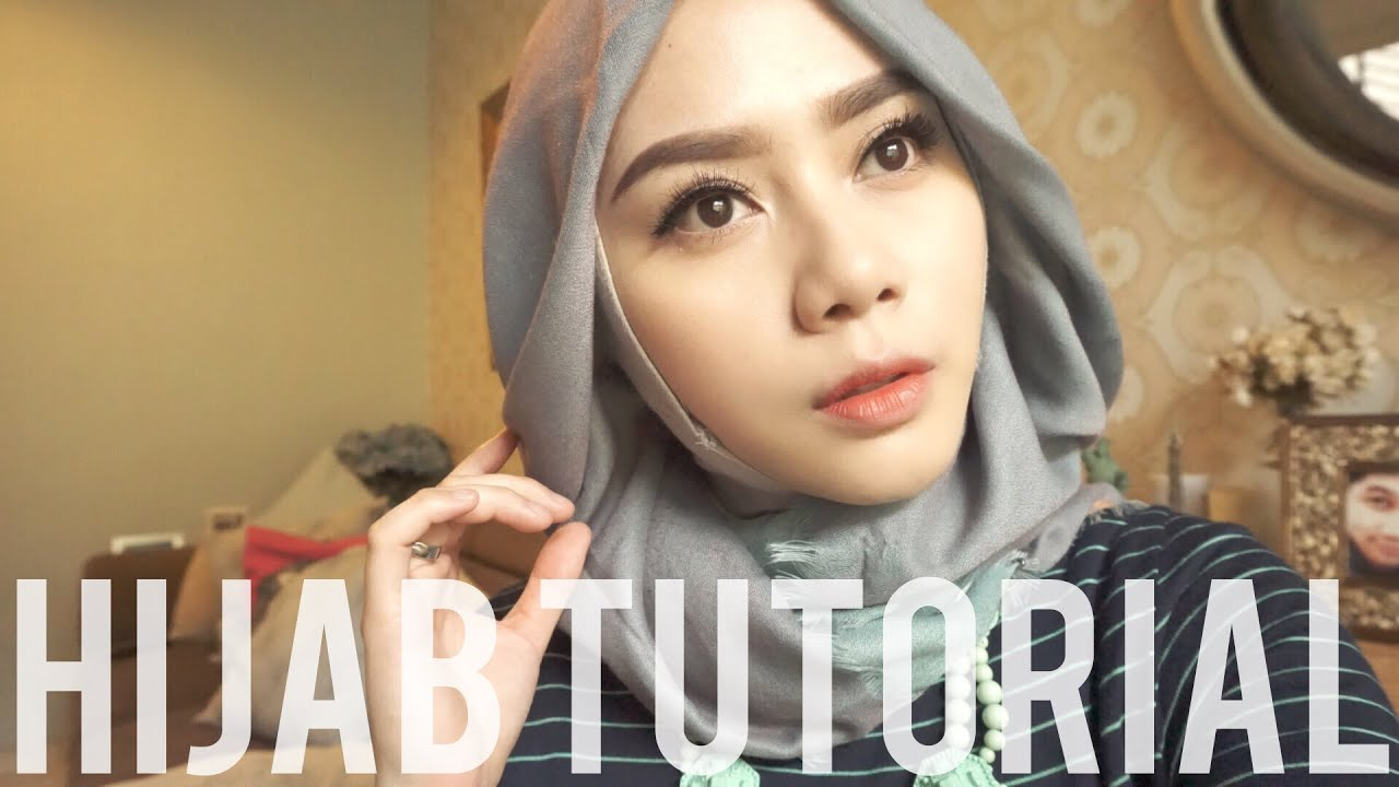 HANA TAJIMA INSPIRED HIJAB TUTORIAL Eid HijabLook YouTube