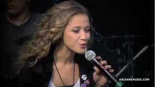 Смотреть клип Arianne - Tempo De Voltar