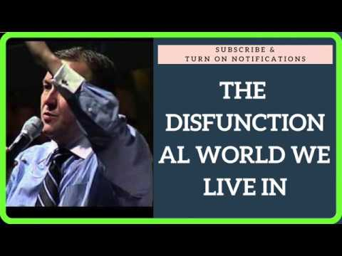 The Dysfunctional World We Live Jimmy Toney