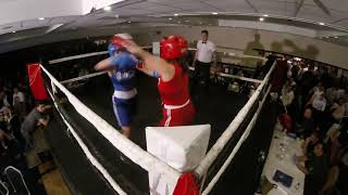 White Collar Boxing, Carlilse, White Collar Heroes, Fight 3