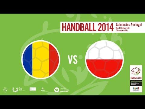 Romania vs Poland | Female | Group C | INATEL Sports Hall