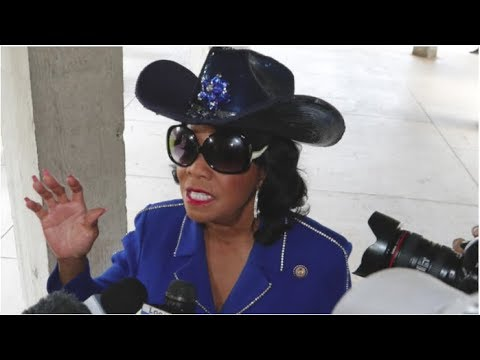 FREDERICA WILSON JUST ATTACKED BARRON TRUMP AND GOT SLAPPED WITH ULTIMATE KARMA!