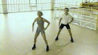 Упражнения для талии от Валери Турпин(Короткий блок для талии. Упражнения делаются легко, но наутро у неподготовленных болят бока., 2010-09-26T00:04:15.000Z)