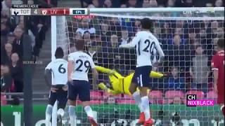 Tottenham vs Liverpool 4 1   All Goals & Highlights 22102017 HD