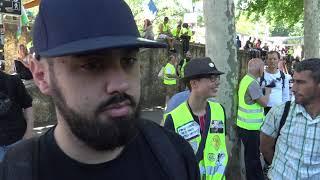 Gilets jaunes Acte 29 : Éric Drouet dénonce une dérive totale (1er juin 2019, Paris)