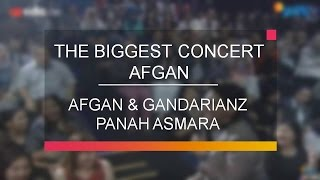 Afgan The Gandarianz Panah Asmara