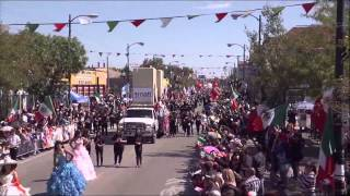 26th Street Mexican Independence Day Parade 2014