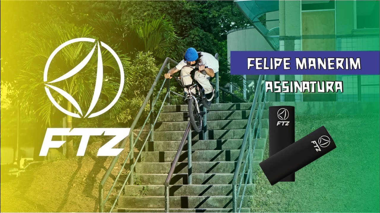 PEDALEIRA DRB BIKES - FTZ - Felipe Manerim