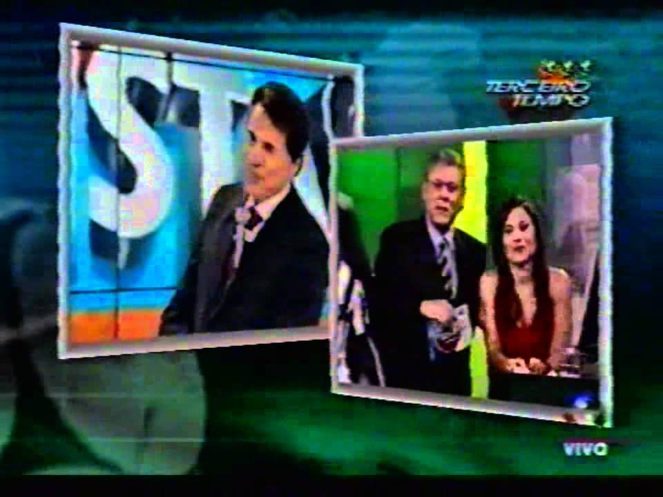 Terceiro Tempo: Silvio Santos No Terceiro Tempo