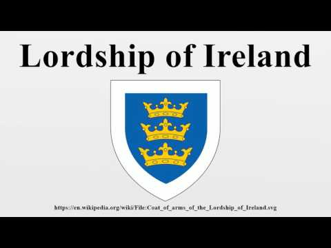 Lordship of Ireland