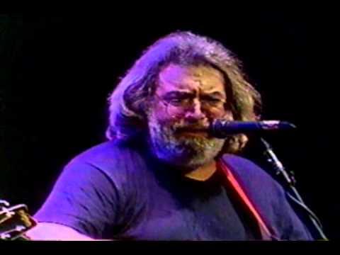 Bird Song - Jerry Garcia & Bob Weir (acoustic) 12-17-1987 - Warfield Thea., SF. (4)