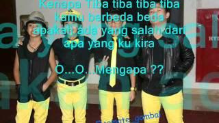 Coboy Junior- Kenapa Mengapa Lirik