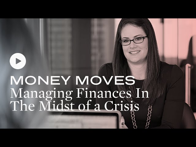 Money Moves & Managing Finances in the Midst of a Crisis - An EvolveHer Work Sesh With CAP STRAT