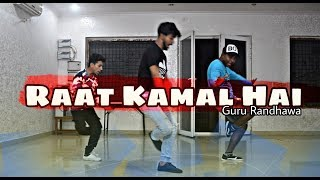 Raat Kamaal Hai Guru Randhawa | Akash Arya Choreography | AIM - The Dance Studio